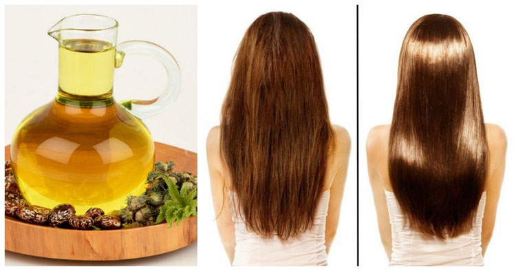 castor oil long hair growth