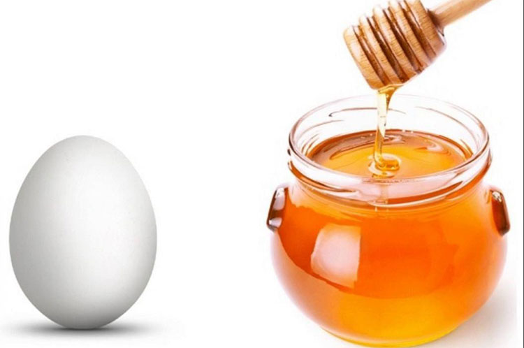 honey with egg for hair growth secrets