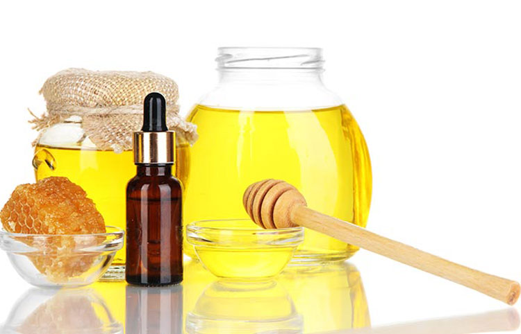honey with olive oil for hair growth remedy