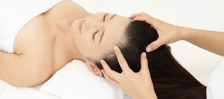 Benefits of Scalp Massage