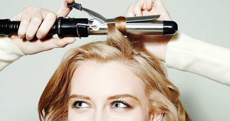 Ditch hair tools that use high heat
