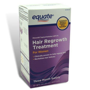 equate hair regrowth reviews