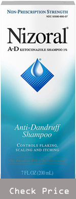 nizoral anti dandruff shampoo review