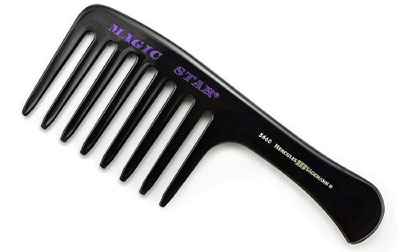 hercules sagemann magic star hair comb