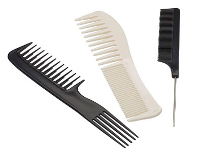 Revlon Perfect Style Thick and Curly Combs for hair
