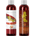 Argan Oil Shampoo and Hair Conditioner Hair Set by Maple Holistics